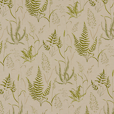 John Lewis Fern Field Furnishing Fabric