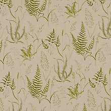 Buy John Lewis Fern Field Furnishing Fabric Online at johnlewis.com