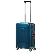 Buy Samsonite Neopulse 4-Wheel 55cm Cabin Suitcase Online at johnlewis.com