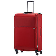 Buy Samsonite Short-Lite 4-Wheel 76cm Large Suitcase Online at johnlewis.com