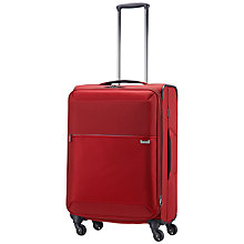Buy Samsonite Short-Lite 4-Wheel 66cm Medium Suitcase Online at johnlewis.com