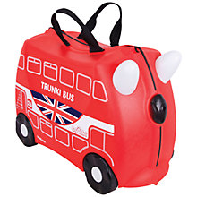 Buy Trunki Boris The Bus, Red Online at johnlewis.com