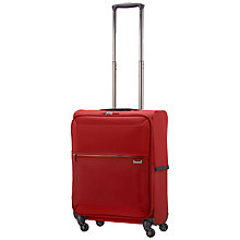 Buy Samsonite Short-Lite 4-Wheel 55cm Cabin Suitcase Online at johnlewis.com