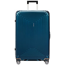 Buy Samsonite Neopulse 4-Wheel 69cm Medium Suitcase Online at johnlewis.com