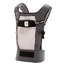 Buy Ergobaby Performance Ventus Baby Carrier, Graphite Online at johnlewis.com