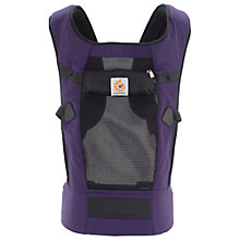 Buy Ergobaby Performance Ventus Baby Carrier, Purple Online at johnlewis.com