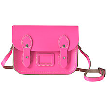 Buy The Cambridge Satchel Company Tiny Satchel Bag Online at johnlewis.com
