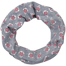 Buy Seasalt Handyband Anchor Round Scarf Online at johnlewis.com