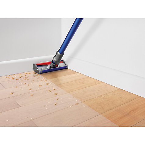 Buy Dyson V6 Fluffy Cordless Vacuum Cleaner Online at johnlewis.com