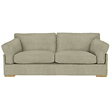 Buy John Lewis Java Grand Sofa, Elena Mocha Online at johnlewis.com