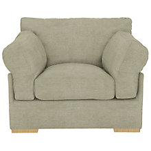 Buy John Lewis Java Armchair, Elena Mocha Online at johnlewis.com