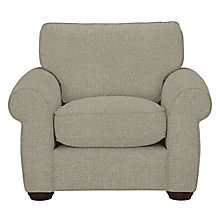 Buy John Lewis Madison Armchair, Evora Mocha Online at johnlewis.com