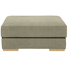Buy John Lewis Java Storage Footstool, Elena Mocha Online at johnlewis.com