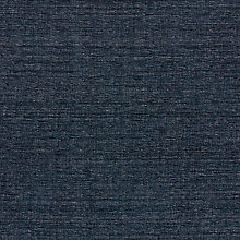 Buy Aqua Clean Wilton Fabric, Navy, Price Band B Online at johnlewis.com