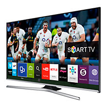 "Buy Samsung UE55J5500 LED HD 1080p Smart TV, 55"" with Freeview HD and Built-In Wi-Fi Online at johnlewis.com"