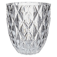 Buy Leonardo Facetta Medium Hurricane Lamp Online at johnlewis.com