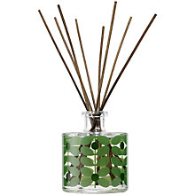 Buy Orla Kiely Basil & Mint Scented Reed Diffuser, 200ml Online at johnlewis.com