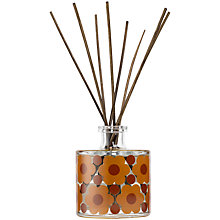 Buy Orla Kiely Orange Rind Scented Reed Diffuser, 200ml Online at johnlewis.com