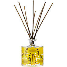 Buy Orla Kiely Sicilian Lemon Scented Reed Diffuser, 100ml Online at johnlewis.com