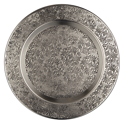 John Lewis Fusion Patterned Tray, Medium
