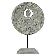 Buy John Lewis Fusion Buddha Tealight Holder Online at johnlewis.com