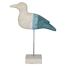 Buy Blue Bird On Stand Online at johnlewis.com
