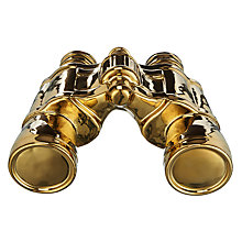 Buy John Lewis Decorative Ceramic Binoculars Online at johnlewis.com
