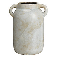 Buy Decoris Stoneware Jar Online at johnlewis.com