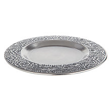 Buy John Lewis Fusion Candle Plate Online at johnlewis.com