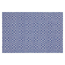 Buy John Lewis Fusion Mat, Blue Online at johnlewis.com