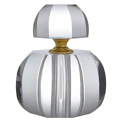 John Lewis Octagon Perfume Bottle