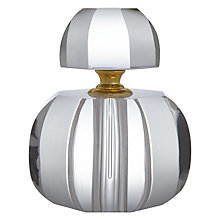 Buy John Lewis Octagon Perfume Bottle Online at johnlewis.com