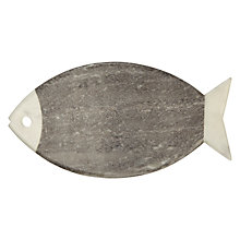 Buy John Lewis Marble Fishboard Online at johnlewis.com