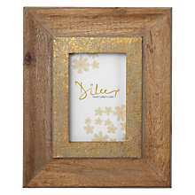 "Buy Gold Paisley Photo Frame, 4 x 6"" Online at johnlewis.com"