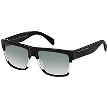 Buy Marc by Marc Jacobs MMJ456/S Rectangular Framed Sunglasses Online at johnlewis.com