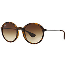 Buy Ray-Ban RB4222 Phantos Framed Sunglasses Online at johnlewis.com