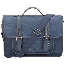 Buy Ted Baker Honkar Satchel Bag Online at johnlewis.com