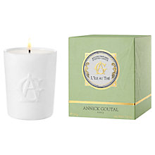 Buy Annick Goutal L'Ile Au Thé Candle, 210g Online at johnlewis.com