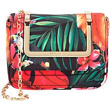Buy Ted Baker Tabby Toucan Clutch, Black Online at johnlewis.com