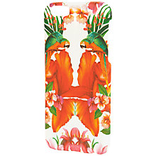 Buy Ted Baker Stoken Toucan iPhone 6 Case, White Online at johnlewis.com