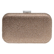 Buy Carvela Darcy Box Clutch Bag Online at johnlewis.com