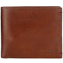 Buy Ted Baker Internal Print Bifold Wallet Online at johnlewis.com