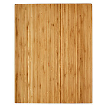 Buy John Lewis Bamboo Board, Large Online at johnlewis.com