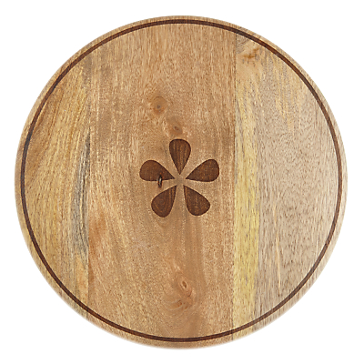 John Lewis Apple Chopping Board