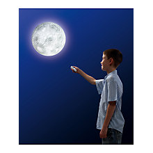 Buy Remote-Controlled Illuminated Moon Online at johnlewis.com