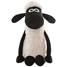 Buy Shaun The Sheep Baaing Soft Toy Online at johnlewis.com