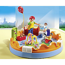 Buy Playmobil City Life Playgroup Duo & City Car Duo Pack Online at johnlewis.com