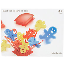 Buy John Lewis Burst Telephone Box Game Online at johnlewis.com