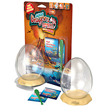 Buy Aqua Dragons Jurassic Time Travel EGGspress Online at johnlewis.com