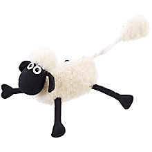 Buy Plush Shivering Shaun Online at johnlewis.com